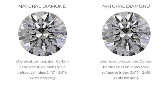Lab Grown Diamonds vs. Earth Mined Diamonds