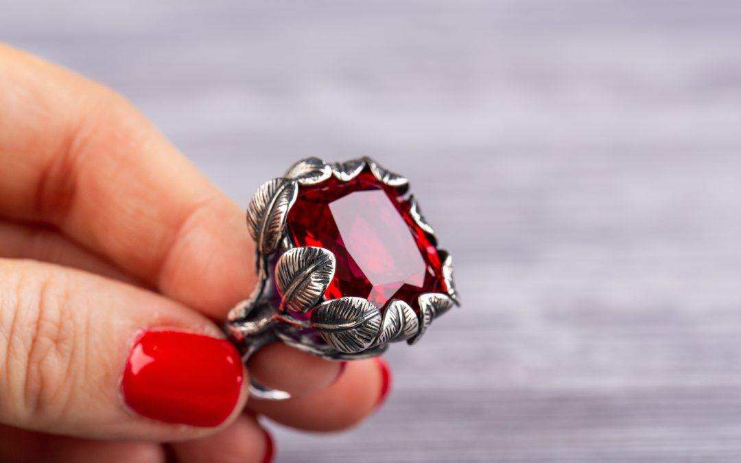 5 Tips to Take Care of Ruby Jewelry, Including a Ruby Ring in Plantation